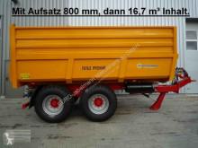 Poľnohospodársky náves valník s bočnicami Pronar T 679-2 mit Aufsätze