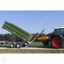 Fliegl transfer trailer Überladeschnecke 3m