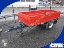 مقطورة زراعية حاوية ذات حاجز مفصلي Cargo CP 30