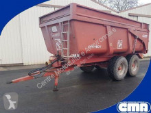 Gilibert 1210 PROFI used monocoque dump trailer