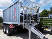 Fliegl push-off trailer ASW 261 Compact Fox