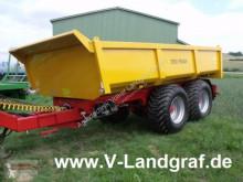 Remolque agrícola Pronar T 679-2 volquete con cortina nuevo