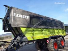 Claas Cargos 750 Häcksel Transportwagen skopa med skalkonstruktion jordbruk begagnad
