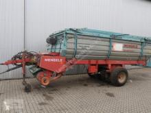 Mengele LW 310 Quadro used monocoque dump trailer