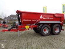 Remolque agrícola Annaburger HTS 22A.15 volquete monocasco usado