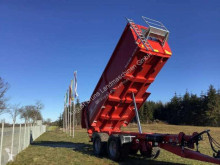 Annaburger HTS 22G.12 used monocoque dump trailer