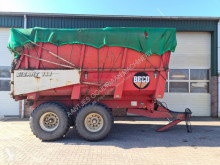 Beco used monocoque dump trailer