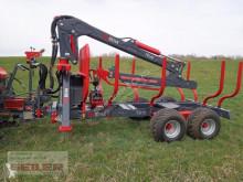 Remolque agrícola T 810 - 7050 SOFORT VERFÜGBAR!!! Remolque forestal nuevo