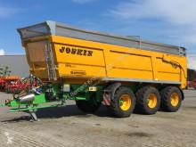 Joskin 8000/27 TRC 150 used monocoque dump trailer