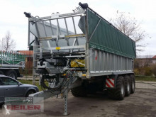 Fliegl ASW 391 TAURUS FOX 50m³ + Top Lift Light släpvagn med skjutbar bakdel ny