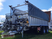Aanhanger met schuifschot Fliegl ASW 281 TAURUS FOX 45m³ + Top Lift Light