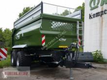 Remolque agrícola Fliegl TMK 256 FOX 27m³ benne TP nuevo
