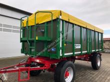 Poľnohospodársky náves Kröger 18to Bardowick valník s bočnicami ojazdený