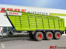 Claas box hook lift system farming trailer Cargos 760 Trend Tridem