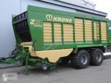 Remolque agrícola Krone ZX 430 GL Remolque autocargador nuevo