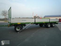 Plateau fourrager Pronar Ballenwagen TO 26 M, 18 t., Druckluft, 3-achser