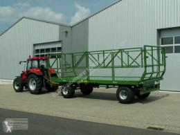 Przyczepa do słomy Pronar EURO-Jabelmann Ballenaufbau für Pronar Ballenwagen 2-achser, auch nachträglicher Aufbau möglich. NEU