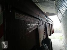 Brimont monocoque dump trailer 18T
