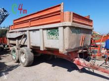 Remolque agrícola volquete monocasco RB 2110
