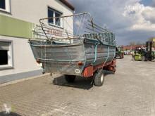 Mengele LW 310 used Self loading wagon