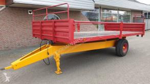 Malzeme taşıma platformu Schuitemaker eigenbouw