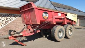 Beco monocoque dump trailer Gigant 200