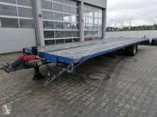 Remolque agrícola caja abierta portamaterial Langendorf Plattform-Anhäner