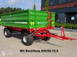 Pronar T 672 Eco, 8,0 t, 40 km/h, 2-Kreis Druckluftbremsanlage, sofort ab Lager skopa med häck ny