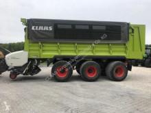Släpvagn med skjutbar bakdel Claas CARGOS 9500 TRIDEM