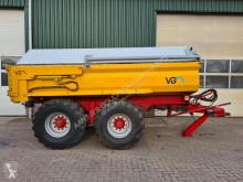 Benne monocoque agricole VGM ZK 14 zandkipwagen
