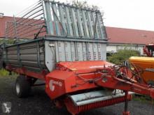Remolque agrícola Mengele Garant 432 Remolque autocargador usado