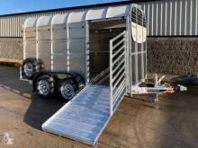 L3618H-H Tür/Rampe boskapstransportvagn ny