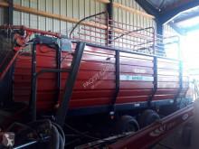 Remolque agrícola Remolque autocargador Kuhn 6602x2