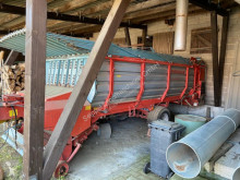 Remolque agrícola Mengele 430/3 SUPER GARANT Remolque autocargador usado