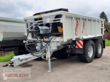 Släpvagn med skjutbar bakdel Fliegl ASW 248 STONE Big RUN