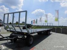 Estrado forrageiro Fliegl DPW 180B Ballensammelwagen