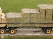 Poľnohospodársky náves ASH 18 - 24 Príves na prepravu balíkov nové