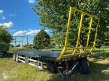 Remolque agrícola BW 18 Plataforma forrajera usado