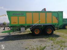 Remolque agrícola Joskin Drakkar 7600/33D18 remolque con descarga por empuje usado