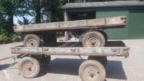 Plateau porte-matériel Plattewagen wagen
