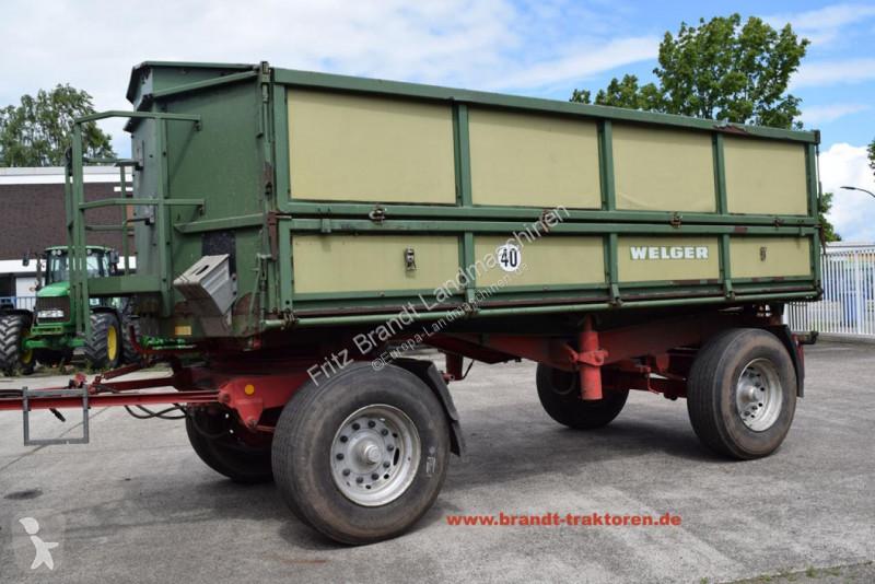 Vedere le foto Rimorchio agricolo Welger DK 280 B  *18t*