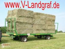 Remolque agrícola Pronar T 022 Plataforma forrajera nuevo