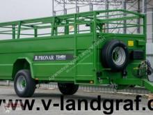 Remolque agrícola Pronar T 046 H remolque ganadero nuevo