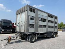 Remorca Cardi 152 remorcă transport animale second-hand