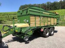 Remolque agrícola Krone Remolque autocargador usado