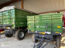 Reboque agrícola reboque plataforma DSK 16 + 18 to