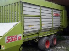 Remorque autochargeuse Claas Sprint 335 S Ladewagen