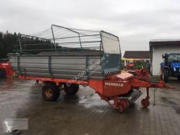 Reboque agrícola Reboque autocarregadora Mengele LW 300