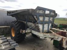 Benne monocoque Dumper 8M3 gronddumper