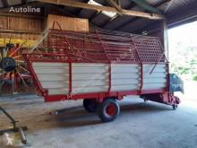 Reboque agrícola Pöttinger Top III Ladewagen Reboque autocarregadora usado